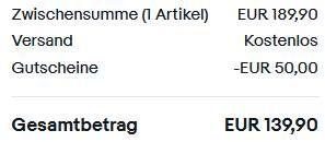 Vorbei! Hugo Boss Chronograph Grand Prix für 139,90€ (statt 197€)