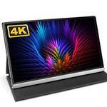 UHD 15,6 Zoll IPS tragbarer Bildschirm mit FreeSync für 241,50€ (statt 345€)