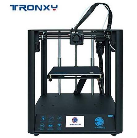 Tronxy D01   3D Drucker mit Linearführung & Titan Extruder für 324,99€   aus DE