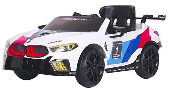 Rollplay BMW M8 GTE Racing 12V RC Kinder Elektroauto für 170,98€ (statt 235€)