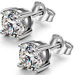 FANCI Ohrringe aus  925 Sterling Silber für 9,99€ – Prime