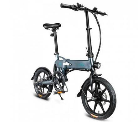 Fiido D2S E Bike mit Gangschaltung mit bis zu 60km Reichweite für 493,99€   aus PL