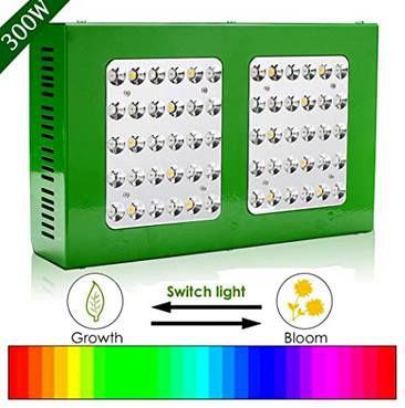 30% Rabatt auf versch. LED Pflanzenlampen mit vielen Modi z.B. 300W mit 60 LEDs für 43,39€ (statt 62€)