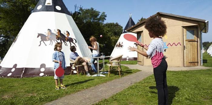 Slagharen: 2 ÜN für 2 Erwachsene + bis 4 Kinder im Zelt + alle Eintritte inkl. Wasserpark ab 130€