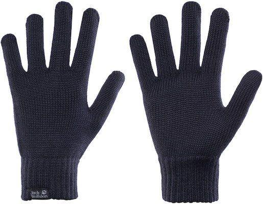 Jack Wolfskin Milton Glove Wollmisch Handschuhe für 9,90€