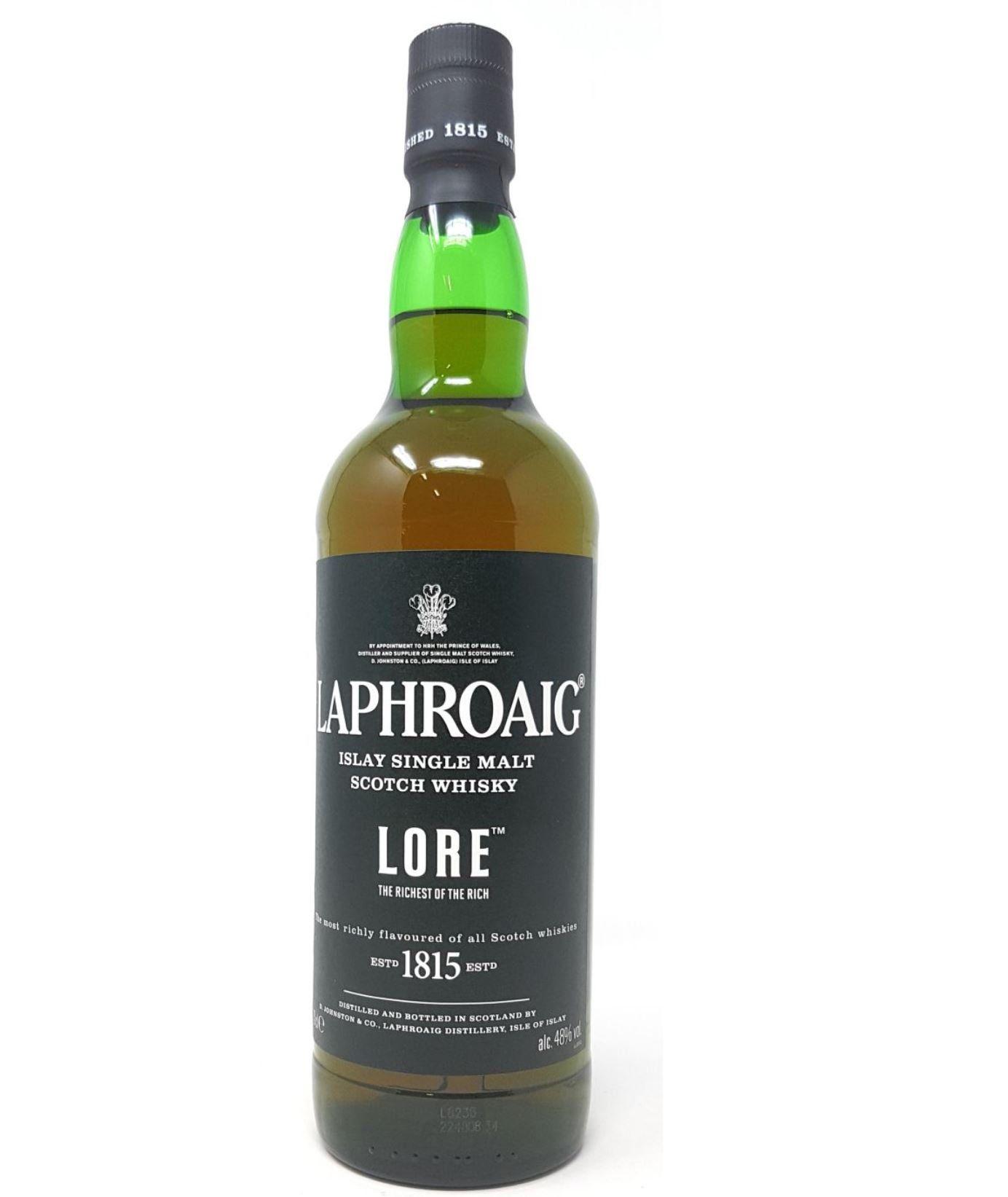 Vorbei! Laphroaig The 1815 Legacy Edition Whisky 1 Fl. für 59,99€ (statt 67€)