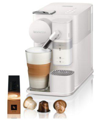 DeLonghi Nespresso Lattissima One Kapselmaschine mit Milchschäumer für 139,40 (statt 217€)