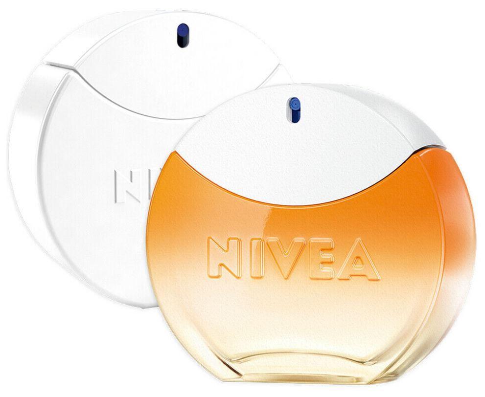 NIVEA Eau de Toilette Duftset 2 x 30ml Creme Duft + SUN EdT Femme für 42,99€ (statt 48€)