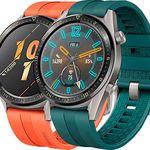 Huawei Watch GT Active Smartwatch in Orange oder Grün für 88€ (statt 100€)