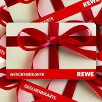 🔥 Gewinnspiel: wir verlosen 6 x 25€ Rewe Guthabenkarten
