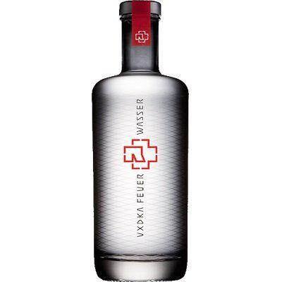 Rammstein Wodka Feuer & Wasser (0,7 l, 40 Vol. %) für 34,99€ (statt 40€)