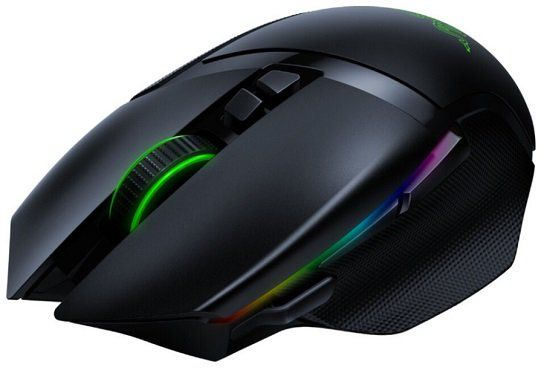 RAZER Basilisk Ultimate Gaming Maus und Mouse Dock für 137,59€ (statt 157€)