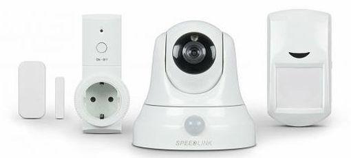 Speedlink SL 900100 WE Home Security Set Premium Videoüberwachungssystem (B Ware) für 59,99€ (statt neu 150€)