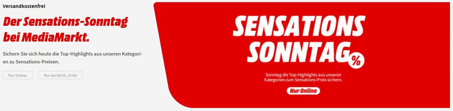 Media Markt Sensation Sonntag: HONOR FlyPods Lite für 33€ (statt 57€)