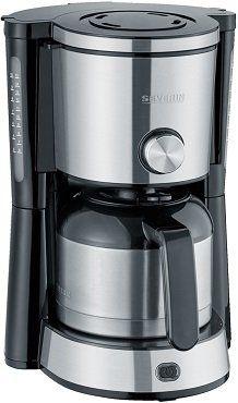 Severin KA 4845 TypeSwitch Kaffeemaschine Edelstahl gebürstet für 39€ (statt 45€)