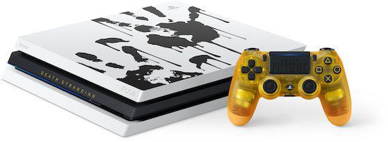 PlayStation 4 Pro 1TB + Death Stranding Limited Edition für 389€ (statt 479€)
