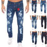 Soulcamp Herren Jeans Used Look für je 13,95€ (statt 20€)