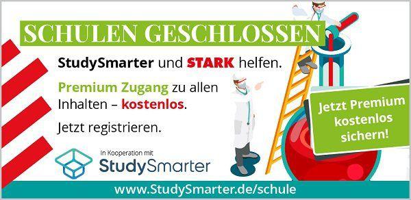 Alle Lerninhalte von STARK & StudySmarter Premium gratis