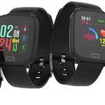 Saturn Wearables Late Night: günstige Sporttracker – z.B. SWISSTONE SW 610 HR Smartwatch für 42€ (statt 66€)