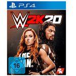 TOP! Saturn Entertainment Weekend Deals – z.B. WWE 2K20 – PS 4 Game für 5,99€ (statt 22€)
