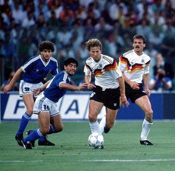 ARD Mediathek: Fußball WM Finale 1990 gratis anschauen