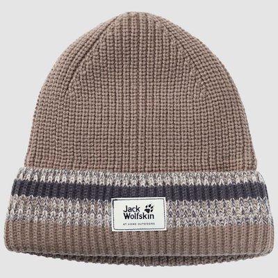 Jack Wolfskin Knit Cap Strickmütze für 14,60€ (statt 22€)