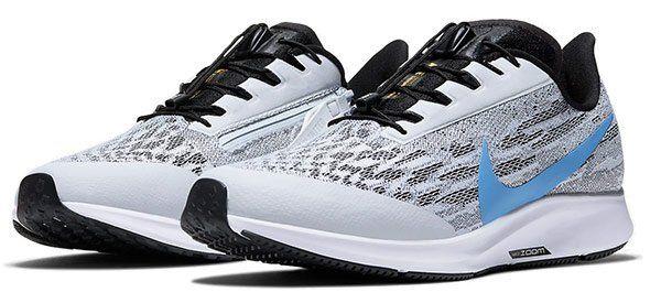 Nike Pegasus 36 FlyEase Sneaker (extra weit) für 50,38€ (statt 72€)