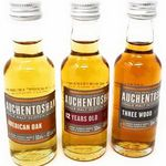 Auchentoshan Miniaturen Single Malt Scotch Whisky Set (3 x 5 cl) für 15,99€ (statt 23€)