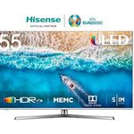 Hisense H55U7B – 55 Zoll UHD smart TV mit PVR für 449,99 (statt 499€)