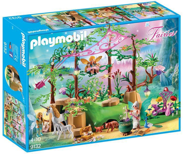 Playmobil Magischer Feenwald 9132 ab 34,99€ (statt 50€)