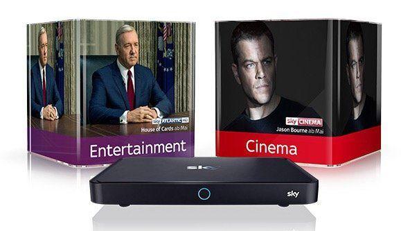 🔥 Sky Knaller: alle Pakete in HD (Cinema, Entertainment, Sport/BUNDESLIGA) + Netflix für 39,99€ mtl. + Sky Q Receiver + kein Anschluss