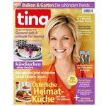 """52 Ausgaben der """"Tina"""" Zeitschrift für 87,88€ + 70€ Gutschein (Amazon uvm.)"""