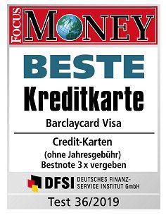Auch im Juli: Barclaycard Visa jetzt mit 50€ Startguthaben + keine Jahresgebühr