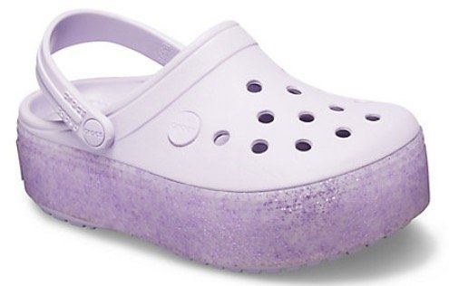 Crocs Girls Kinder Crocband Platform Clog für 14€(statt 24€)