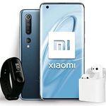 Xiaomi Mi 10 Starter-Pack (Smartphone, Mi Band 3, True Wireless Earphone 2) für 690,26€ (statt 844€)