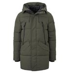 Tom Tailor Denim Herren Jacke in Olive Night Green für 52,49€ (statt 85€)