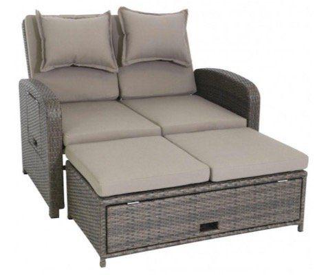 Greemotion Bahia Loungesofa 2 Sitzer für 349,99€ (statt 430€)