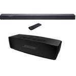 Bose Soundbar 500 + Bass Module 500 + SoundLink Mini II für 749€ (statt 850€)