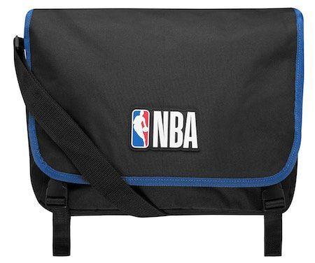 NBA Lakers/Golden State Warriors/NBA Logo Messenger Umhängetaschen für je 10,61€ (statt 20€)
