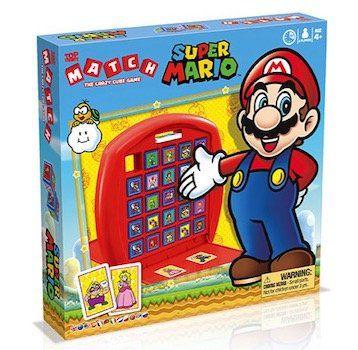 Monopoly Nintendo Super Mario Edition + Match Super Mario für 42,49€ (statt 57€)