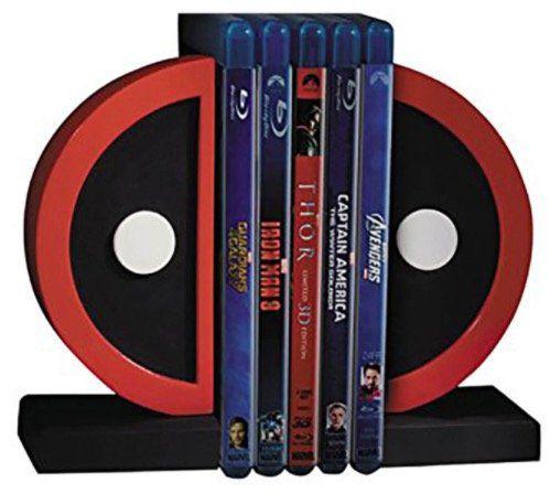 Deadpool Bücherstützen für 21,48€ (statt 56€)