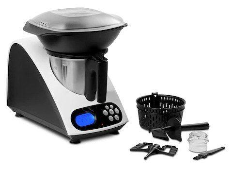 Medion MD 16361 Küchenmaschine mit Kochfunktion für 171,99€(statt 200€)