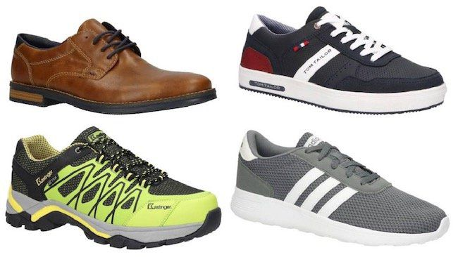 Reno mit 30% Rabatt auch auf reduzierte Schuhe ab 60€ + keine Versandkosten