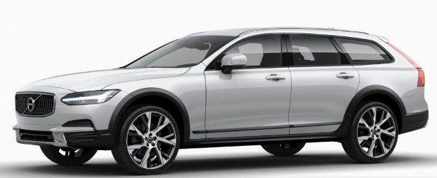 Gewerbe: Volvo V90 Cross Country T6 AWD Pro Bowers & Wilkins mit 310PS für 259€ netto mtl.   LF 0,34