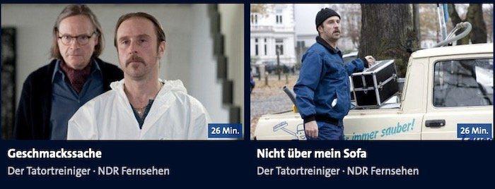 Der Tatortreiniger: Staffel 1 3 in der ARD Mediathek im Stream oder als Download