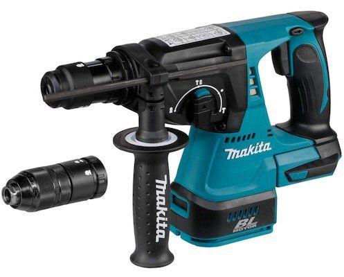 Makita DHR243ZJ Bohrhammer (ohne Akku, im Makpac) für 183,59€ (statt 243€)