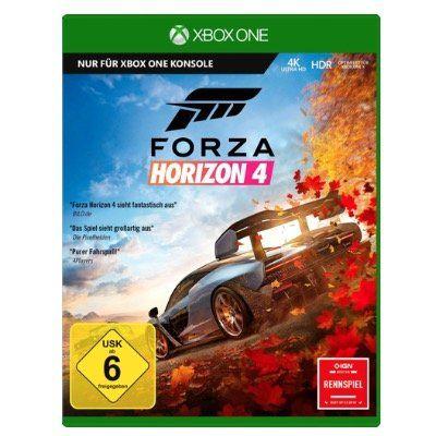 Forza Horizon 4 für die Xbox One für 25,94€ (statt 48€)