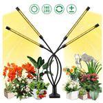 Solmore Pflanzenlampe mit Vollspektrum für Zimmerpflanzen 40W mit 160 LEDs für 19,79€ (statt 30€)