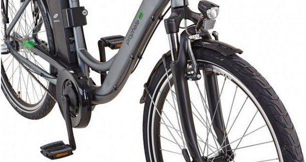 Abverkauft! Prophete Alu Damen E Bike Geniesser e9.6 28 Modell 2018 für 699,99€ (statt 1.261€)