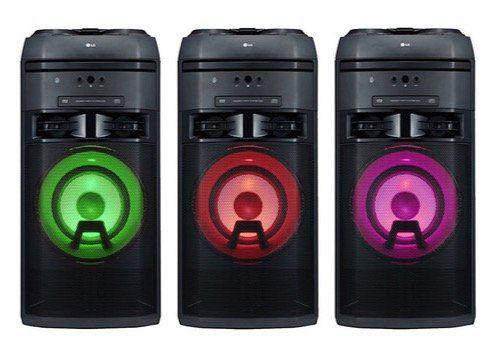 LG XBOOM OK55 Mini Party Lautsprecher für 157,95€ (statt 179€)